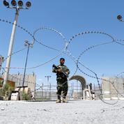 Les militaires américains quittent leur base de Bagram en Afghanistan