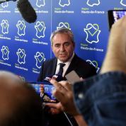 Hauts-de-France : réélu président, Xavier Bertrand promet de se battre pour sa région
