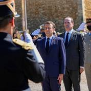 Popularité en baisse pour Macron, Castex stable en juin