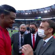 Top 14 : au culot, le joueur toulousain Iosefa Tekori demande un passeport français à Emmanuel Macron