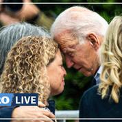 Immeuble effondré en Floride: Joe et Jill Biden sur place