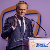 Pologne : l'ex-président du Conseil européen Donald Tusk prend la tête du parti d'opposition PO
