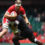 Rugby : le pays de Galles écrase le Canada... mais pleure Halfpenny