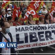 Entre 650 et 3.000 manifestants contre le RN à Perpignan