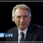 Présidentielle : Bayrou appelle à «refixer les fondamentaux qui ont fait la victoire de 2017»