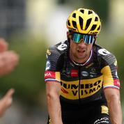 Blessé, Primoz Roglic doit renoncer au Tour de France