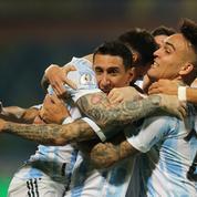 Copa America : l'Argentine écrase l'Équateur, direction la Colombie en demi-finales