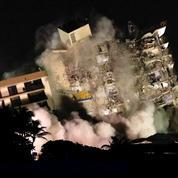 Immeuble effondré en Floride: 27 morts, les chances de retrouver des survivants «proches de zéro»