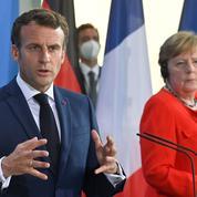 Enjeux climatiques et sanitaires au coeur d'une visioconférence entre Macron, Merkel et Xi