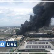 Au moins un mort lors d'une explosion dans une usine de plastique en Thaïlande