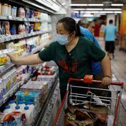 Chine : la croissance dans les services décélère en juin