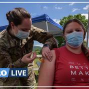 Covid-19 : le petit État rural du Vermont, champion de la vaccination aux États-Unis