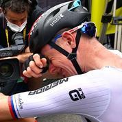 Tour de France : les 10 images marquantes de cette première semaine