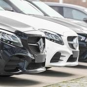 Le marché automobile allemand toujours au ralenti au premier semestre