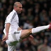 Buts, dribbles, virtuose : le meilleur de Zidane sous le maillot du Real Madrid