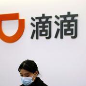 Pékin avait recommandé à Didi de retarder son entrée en Bourse