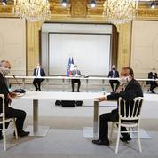 Retraites : Emmanuel Macron se prononcera sur une éventuelle réforme «la semaine prochaine»