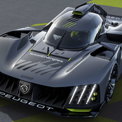 Peugeot casse les codes avec son hypercar pour les 24 Heures du Mans