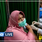 Indonésie: nouveau record de décès liés au coronavirus