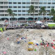 Immeuble effondré en Floride : les secours mettent fin aux recherches de survivants