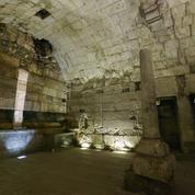 Israël dévoile de nouvelles constructions souterraines datant d'il y a plus de 2000 ans