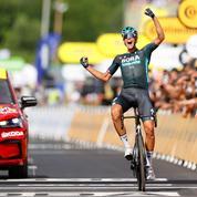 Tour de France : vainqueur en solitaire à Nîmes, Politt venge Sagan