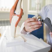 Quand des implants en céramique sauvent un motard de l'amputation