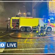 Incendie dans le principal port de Dubaï après une explosion