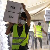 Aide transfrontalière à la Syrie: deux projets concurrents soumis vendredi au vote de l'ONU