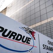 Opiacés: 15 Etats américains acceptent le plan de restructuration du laboratoire Purdue