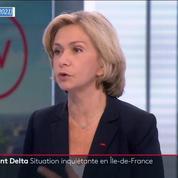 Valérie Pécresse veut «désormais rendre payants» les tests PCR, «pas incitatif à la vaccination»
