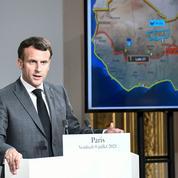 Emmanuel Macron se dit «préoccupé» par la situation politique au Mali