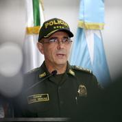 Dix-sept ex-militaires colombiens soupçonnés dans l'assassinat du président haïtien