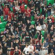 Euro : la Hongrie sanctionnée pour le comportement «discriminatoire» de ses supporters