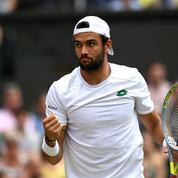 À la découverte de Berrettini, l'adversaire de Djokovic en finale de Wimbledon