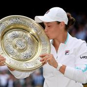 Wimbledon : «Les étoiles se sont alignées», savoure Barty
