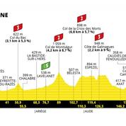 Tour de France : une 14e étape taillée pour des baroudeurs