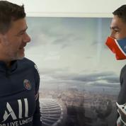 Les coulisses de l'arrivée d'Achraf Hakimi au Paris Saint-Germain en vidéo