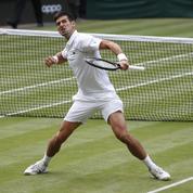 Novak Djokovic à pleine vitesse dans la course aux records