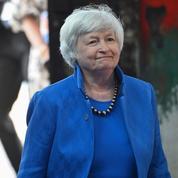 Janet Yellen appelle l'UE à reconsidérer son projet de taxe numérique