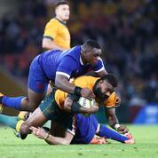 XV de France : Galthié modifie le pack tricolore pour le deuxième test face à l'Australie
