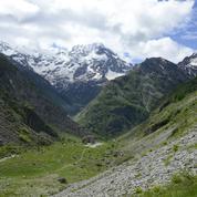 Chute mortelle d'un alpiniste dans le massif des Écrins