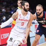 Basket : Rubio et les Espagnols gâchent le retour de Batum et Gobert avec les Bleus