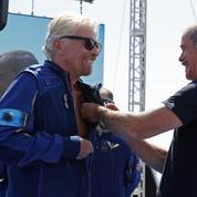 Richard Branson : voler dans l'espace, «une expérience unique dans une vie»