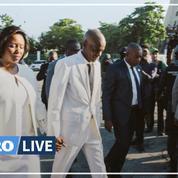 Haïti: Martine Moïse, veuve du président assassiné, veut poursuivre la «bataille» de son mari