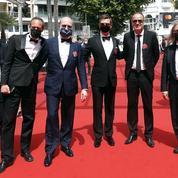À Cannes, des badges en soutien à Kirill Serebrennikov, privé de festival par Moscou