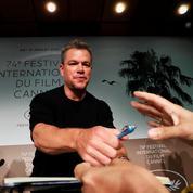 Cannes : en refusant Avatar ,Matt Damon a renoncé à une petite fortune