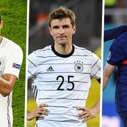 Varane, Müller, Mbappé... Notre onze type des flops de l'Euro