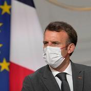 Avant la présidentielle, Emmanuel Macron exhorte sa majorité à «reprendre le porte-à-porte»