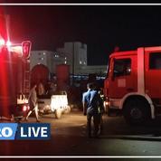 Irak : nouvel incendie meurtrier dans une structure Covid, au moins 60 morts